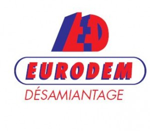 LOGO EURODEM DESAMIANTAGE