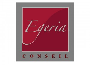 Logo Egeria conseil 2017
