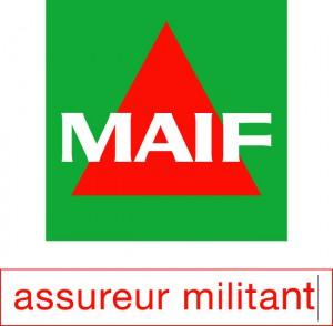 logo maif + signat:curseur